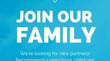 We are looking for partner schools!