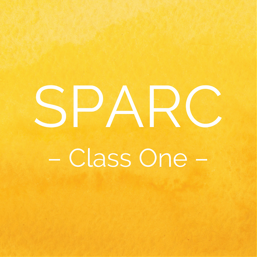 SPARC Class #1- Tuesday Afternoons