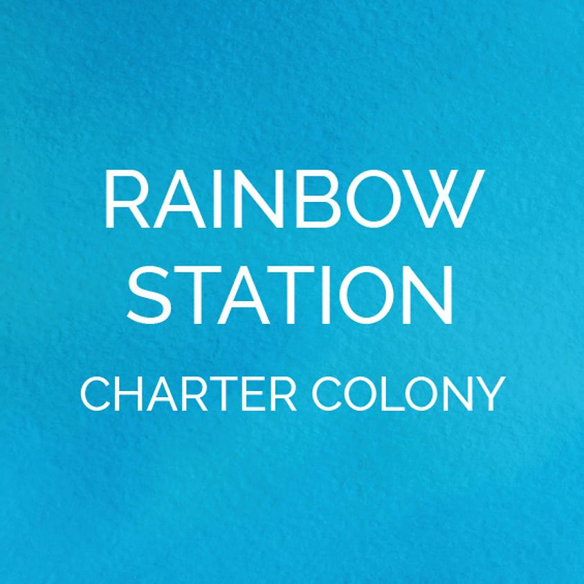 Rainbow Station: Fri. 1/12–3/2
