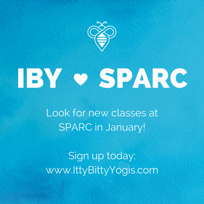 Welcome SPARC to the IBY family!