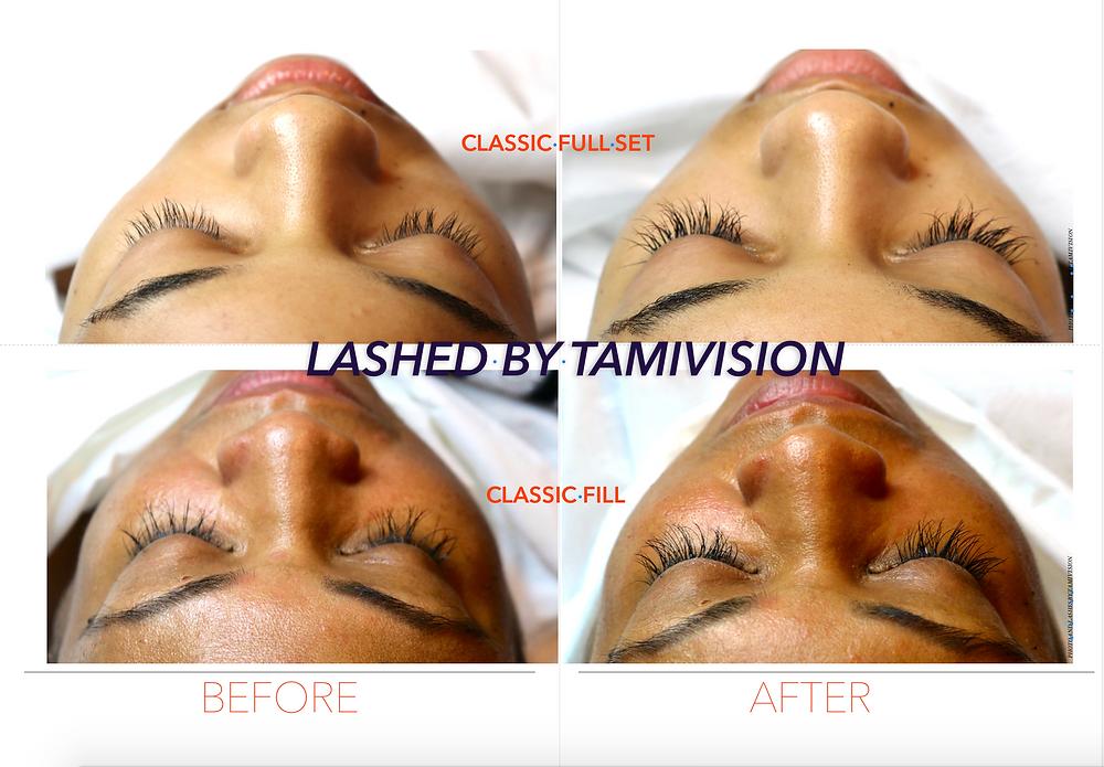 TamiVision Lashes