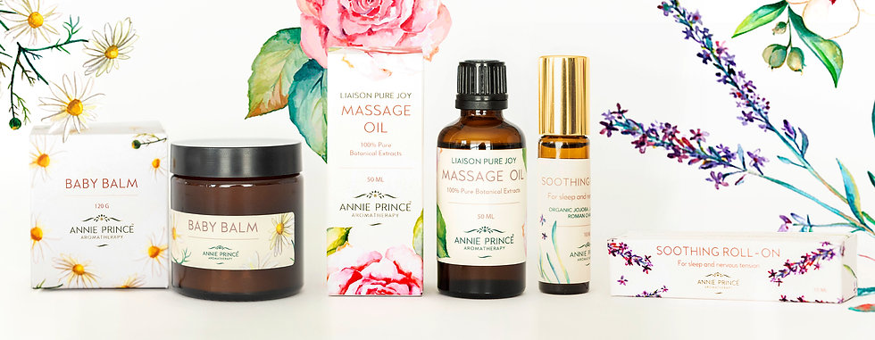 annie prince aromatherapy products