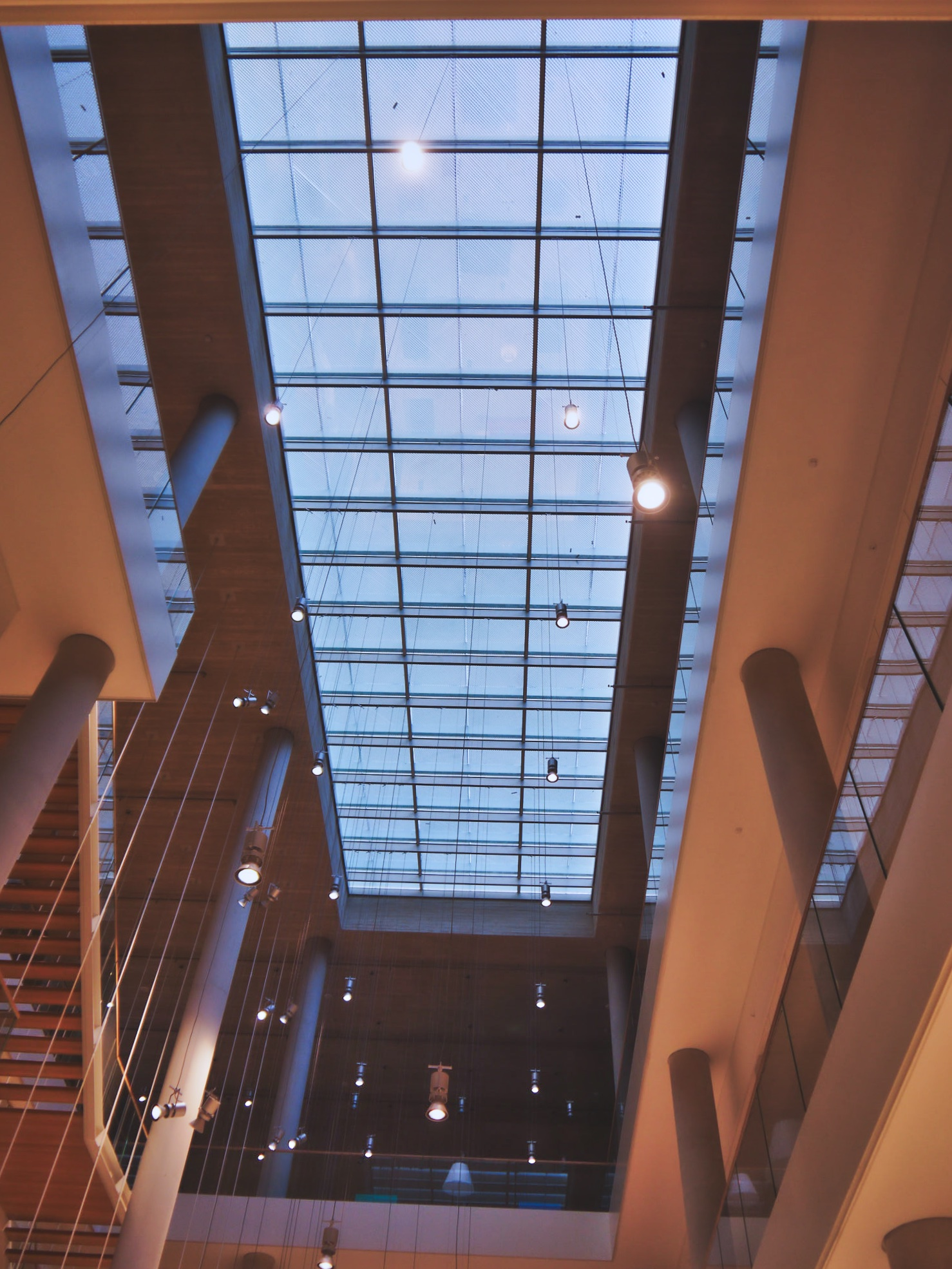 main atrium-internal