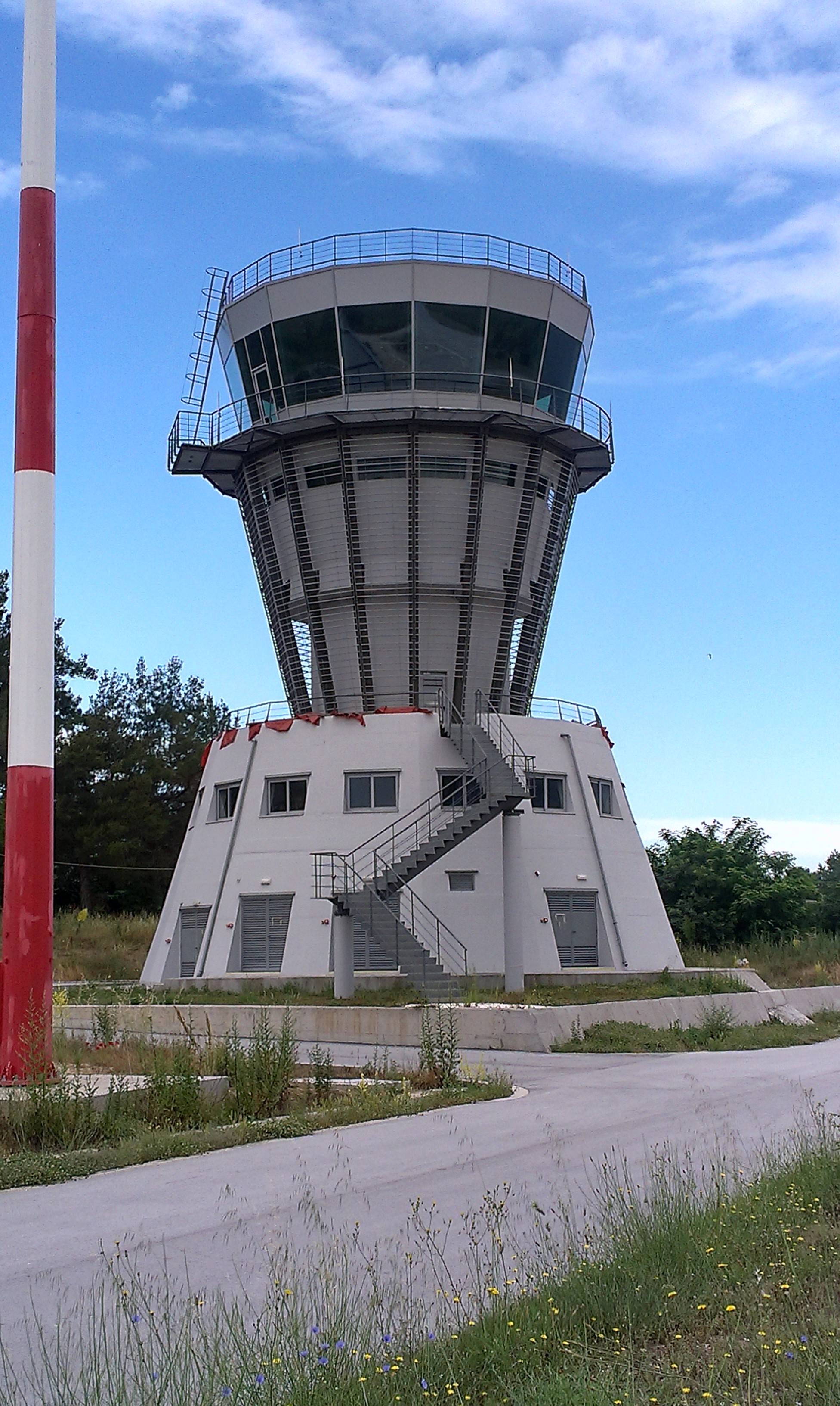 Tower Ioannina airport