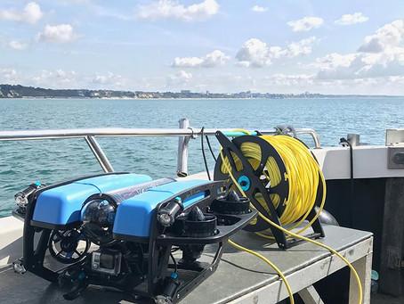 New ROV for habitat and fish surveys