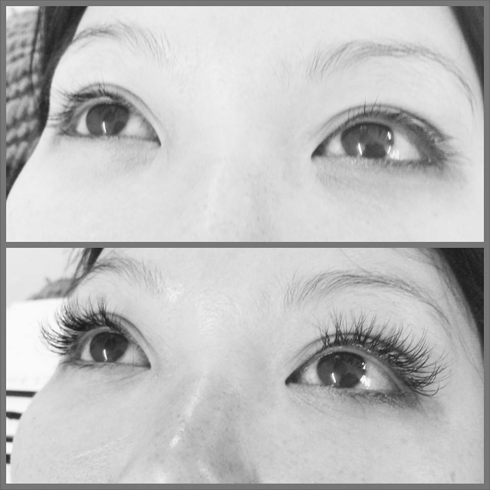 3D Volume lashes