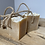 Thumbnail: Oat and milk soap on rope