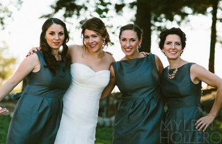 Kirsten's wedding - September 2014