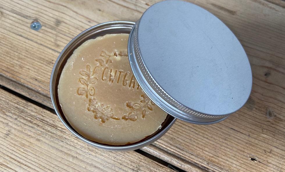 Shampoo Bar Travel Tin
