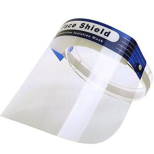 10 x Full Face Shield