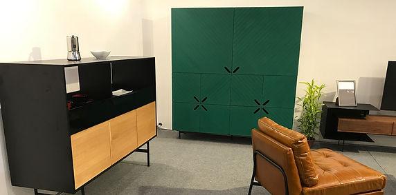 Nokta Furniture SOLID Buffet SATAH Arm Chair