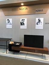 NOKTA Furniture booth at Furniture China 2017 Shanghai