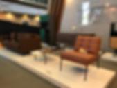 SATAH Arm Chair at Furniture China 2017 Shanghai