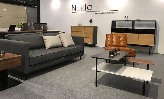 NOKTA Furniture | SATAH Sofa Coffee Table Side Table