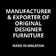 MANUFACTURER OF ORIGINAL DESIGNER FURNIT
