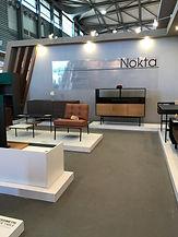 NOKTA booth at Furniture China 2017 Shanghai China