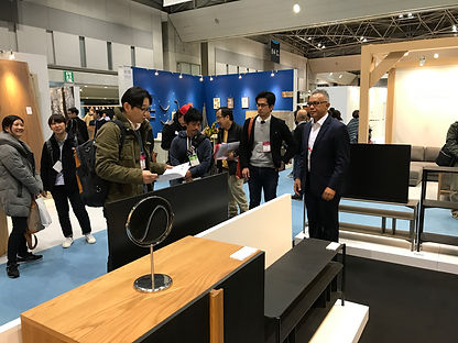 NOKTA Furniture Booth at IFFT 2017