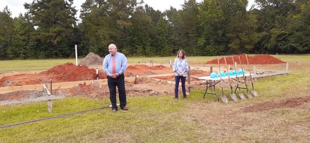 Clay Smith and Theresa 1245 Habitat Drive Groundbreaking .jpg