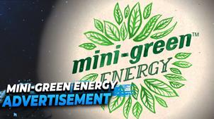 Product Promo | Mini-Green Energy