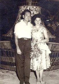 Karl and Bianca Echaus