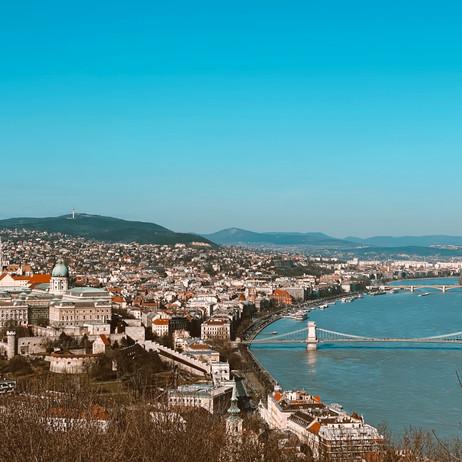 Abby Abroad: Vienna & Budapest