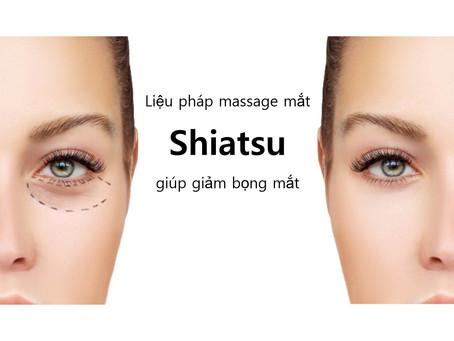 Massage mặt series - #Tip 1: Cùng bạn khám phá phương pháp massage mặt Shiatsu giảm bọng mắt