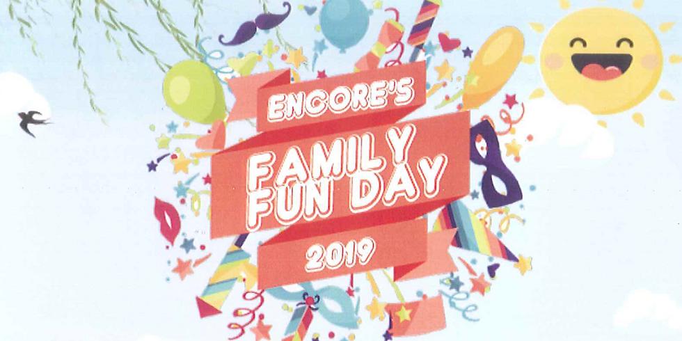 Encore Family Fun Day