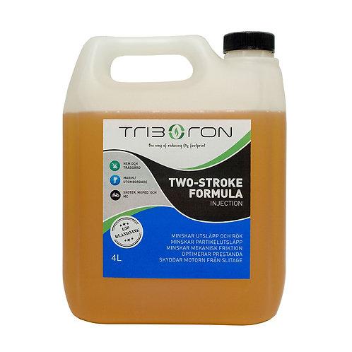 2-takt injection - 4 liter (Låda 3 st)