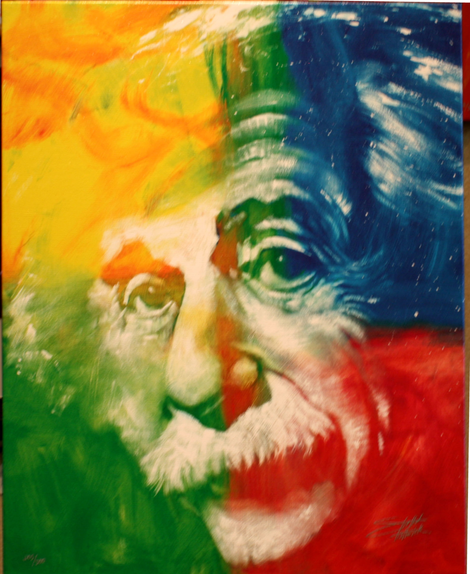 ART4: EINSTEIN by STEPHEN FISWICK