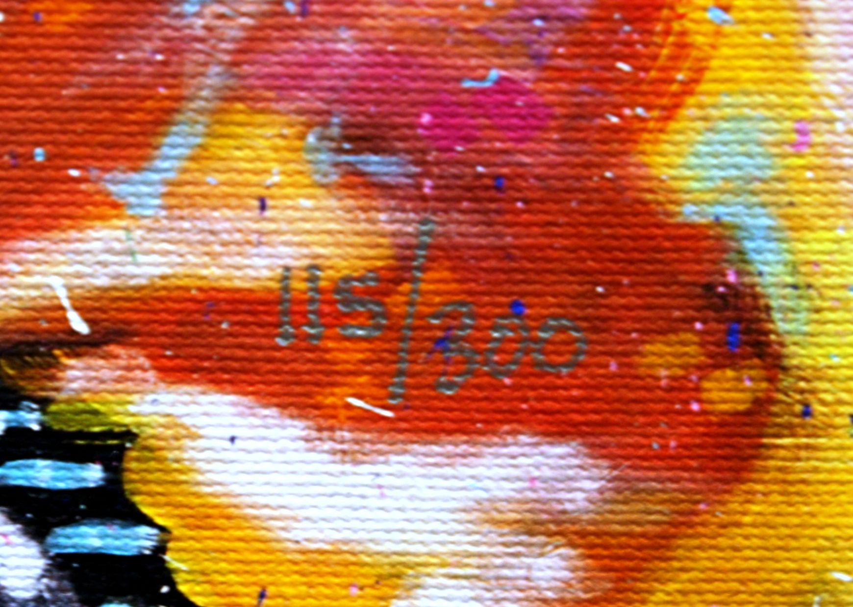 ART6: JIMI HENDRIX #115/300