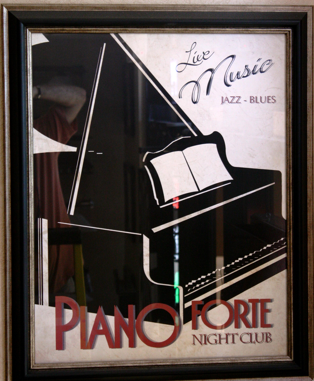 ART34 PIANO FORTE