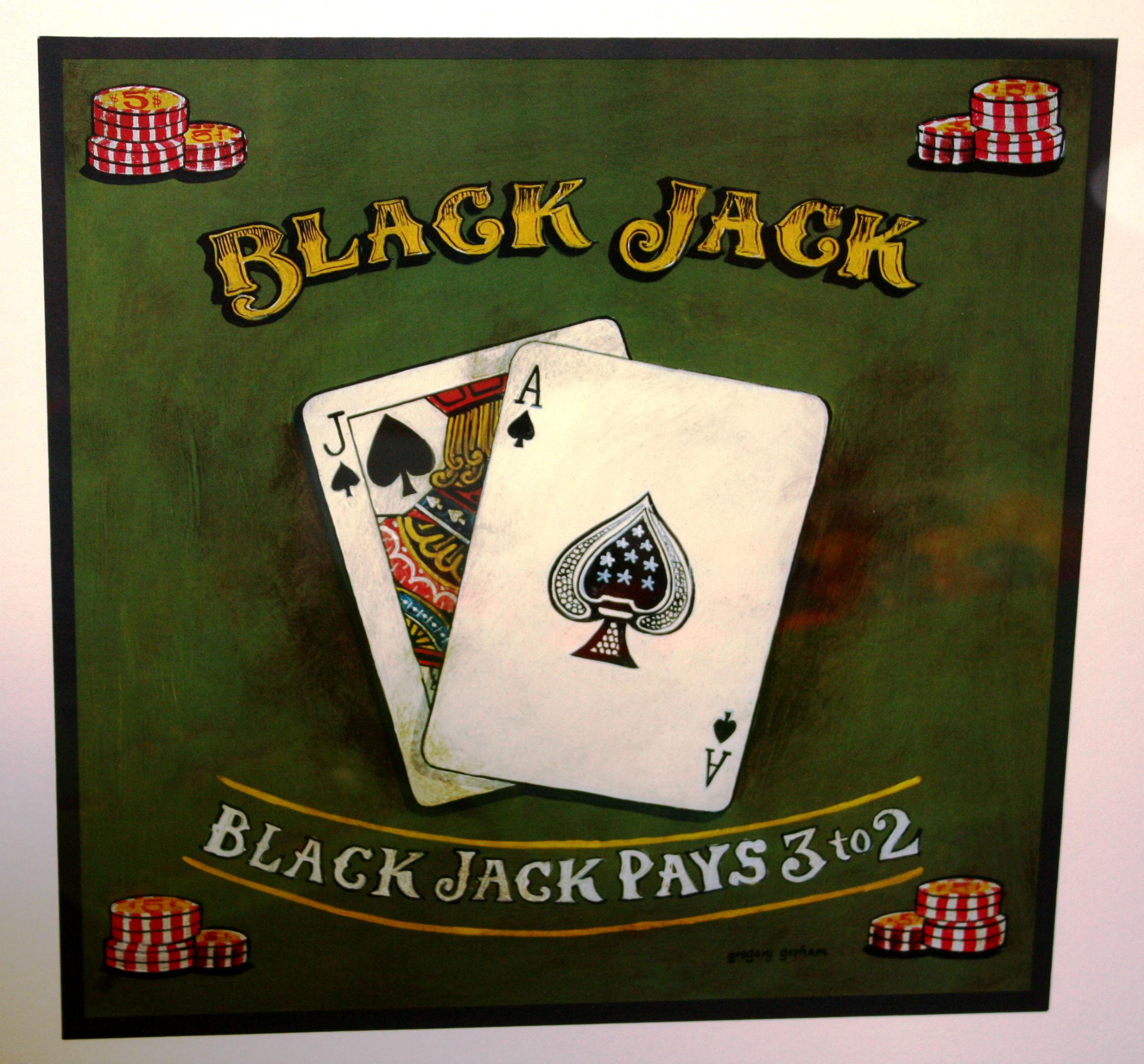 ART27 BLACK JACK