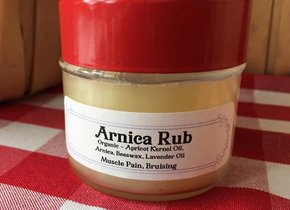 Arnica Rub