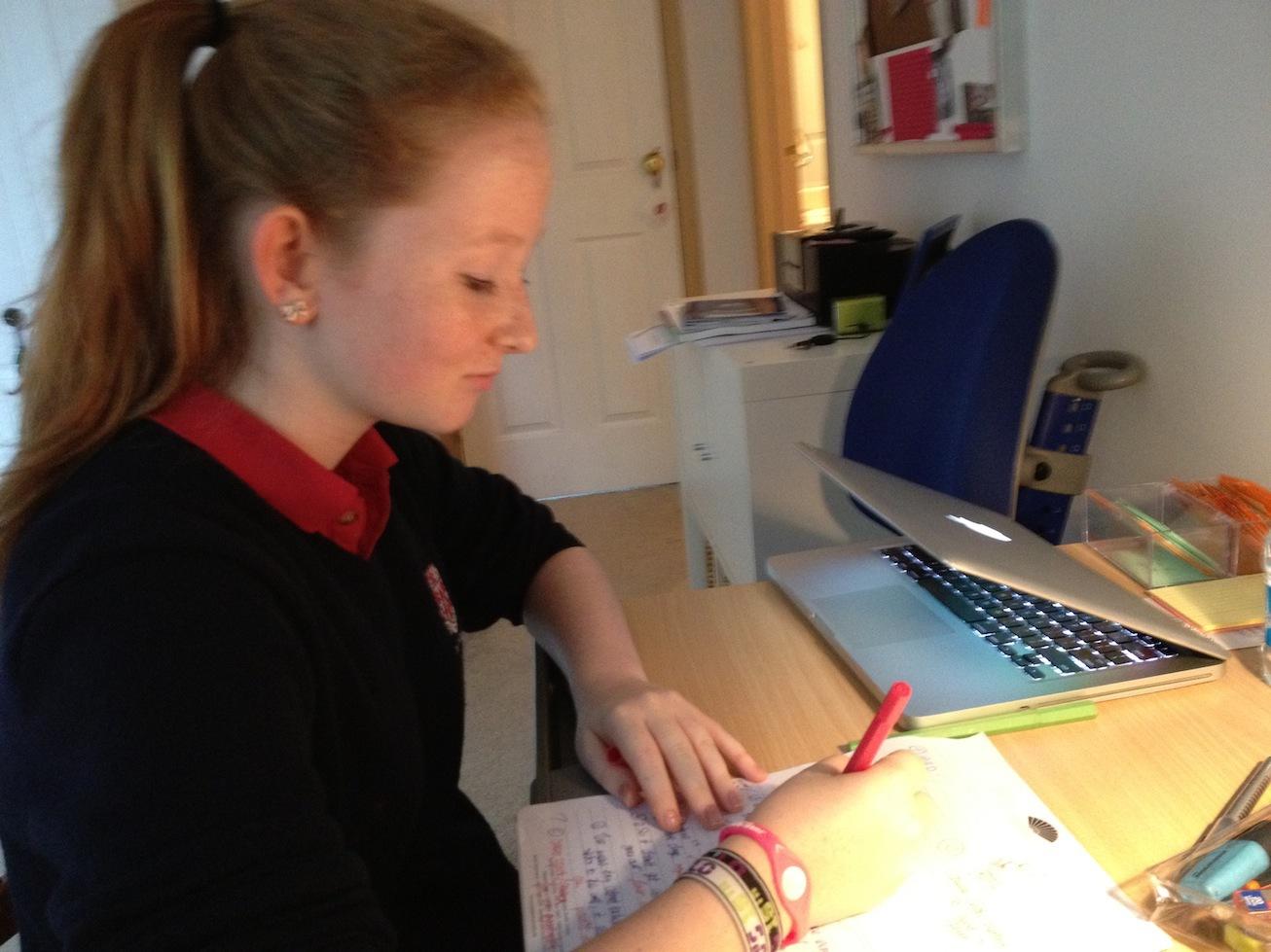 Dulwich student Chiara