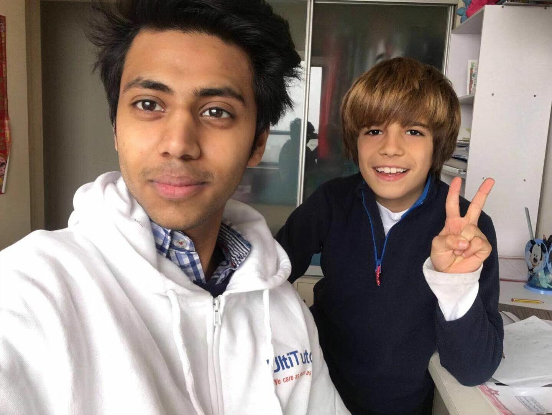 Bilal with Ot