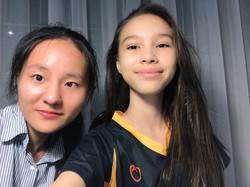 Gin with Luna IGCSE math tutoring