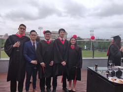 Dulwich Graduation 2019