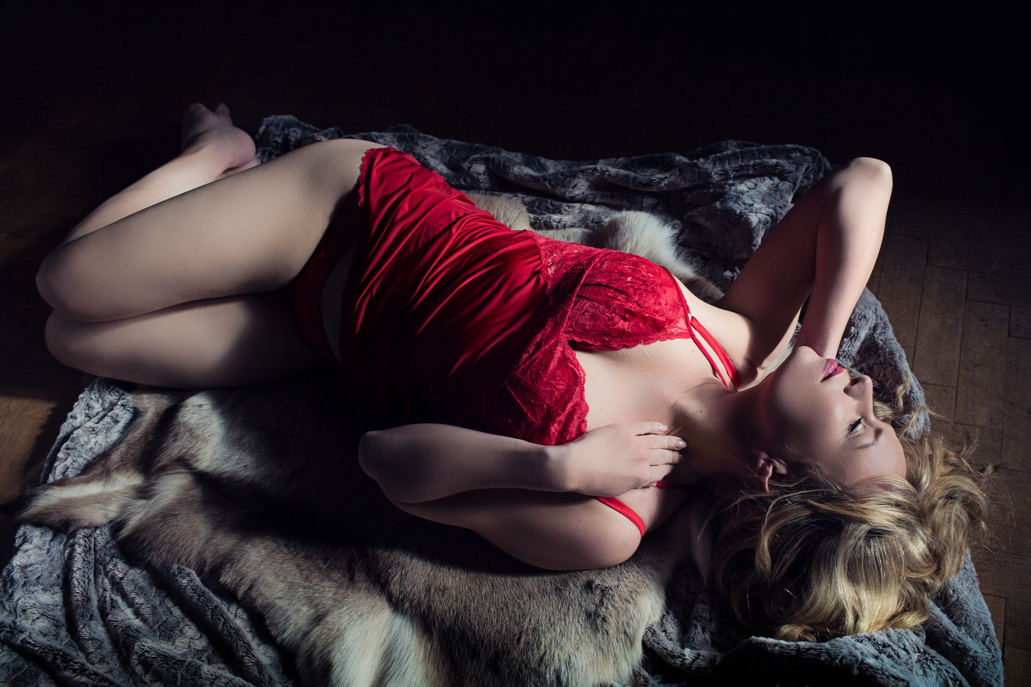 boudoir photographer hampshire