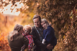 Natural family photography in Hants