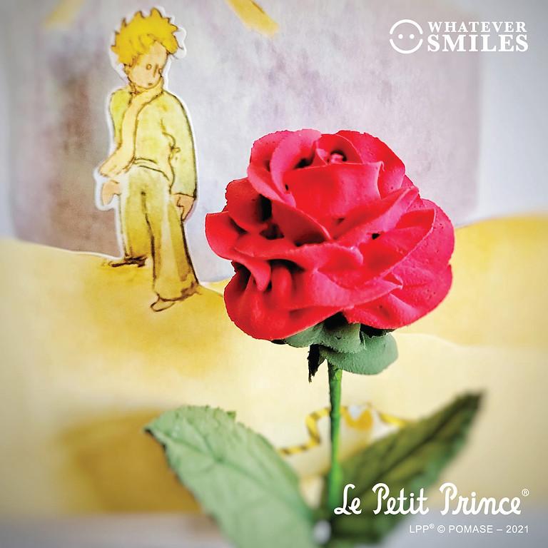 Le Petit Prince - Clay Cream Rose Workshop