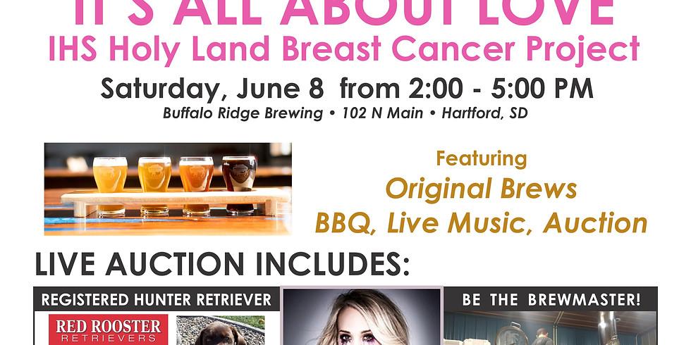Buffalo Ridge Brewery IHS Benefit
