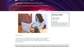 Case Study: Small Business Office 365