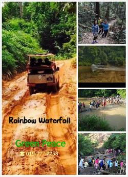 Rainbow Waterfall Trip (RM60/ PAX)