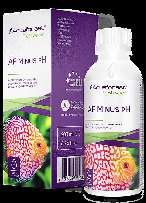 AF Minus pH