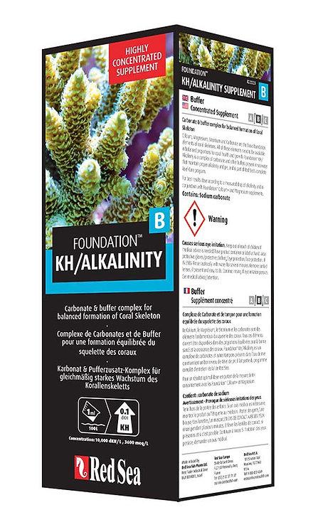 Foundation B: KH / Alkalinity