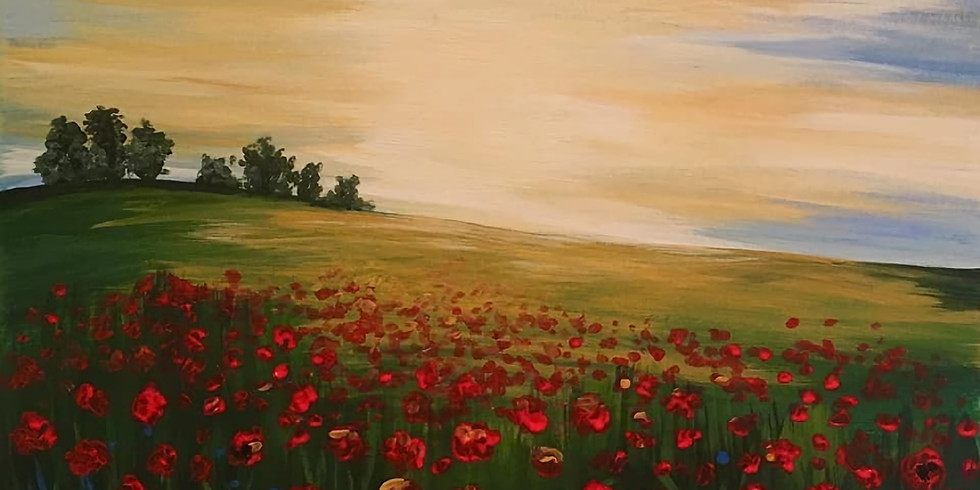 Field of Poppies 6pm