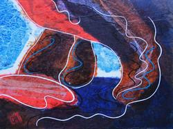 Uluru Series Mala Track Cave