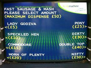 "HIDDEN LONDON [12] ""Cockney Cashpoints of Olde London Town!"""