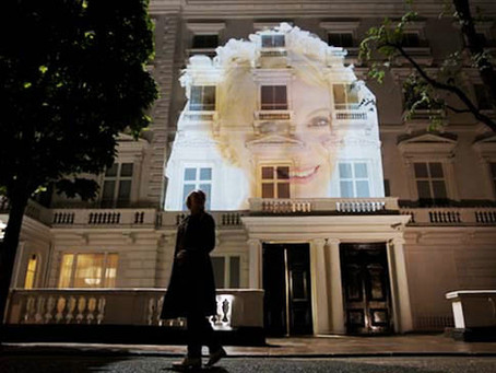 HIDDEN LONDON [14]: The Fake Houses of Leinster Gardens.