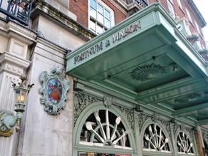 HIDDEN LONDON [17]:  Fortnum & Masons Food Hall
